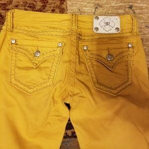 Miss Me skinny jeans size 28